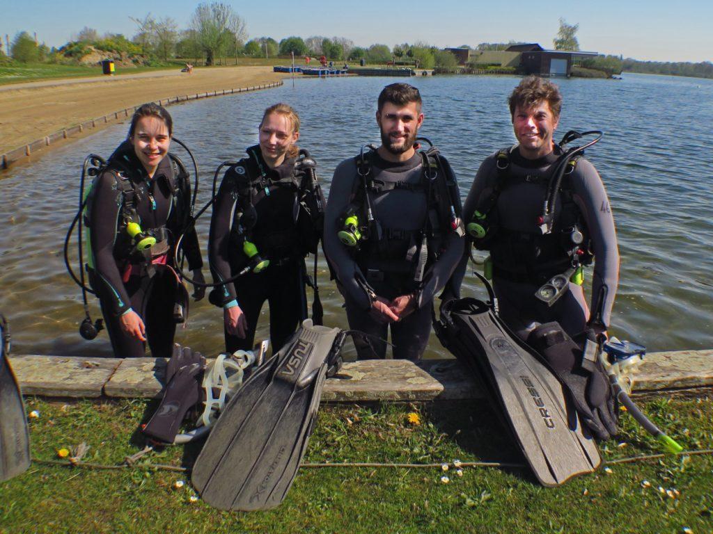 Duikopleiding Dive Adventures