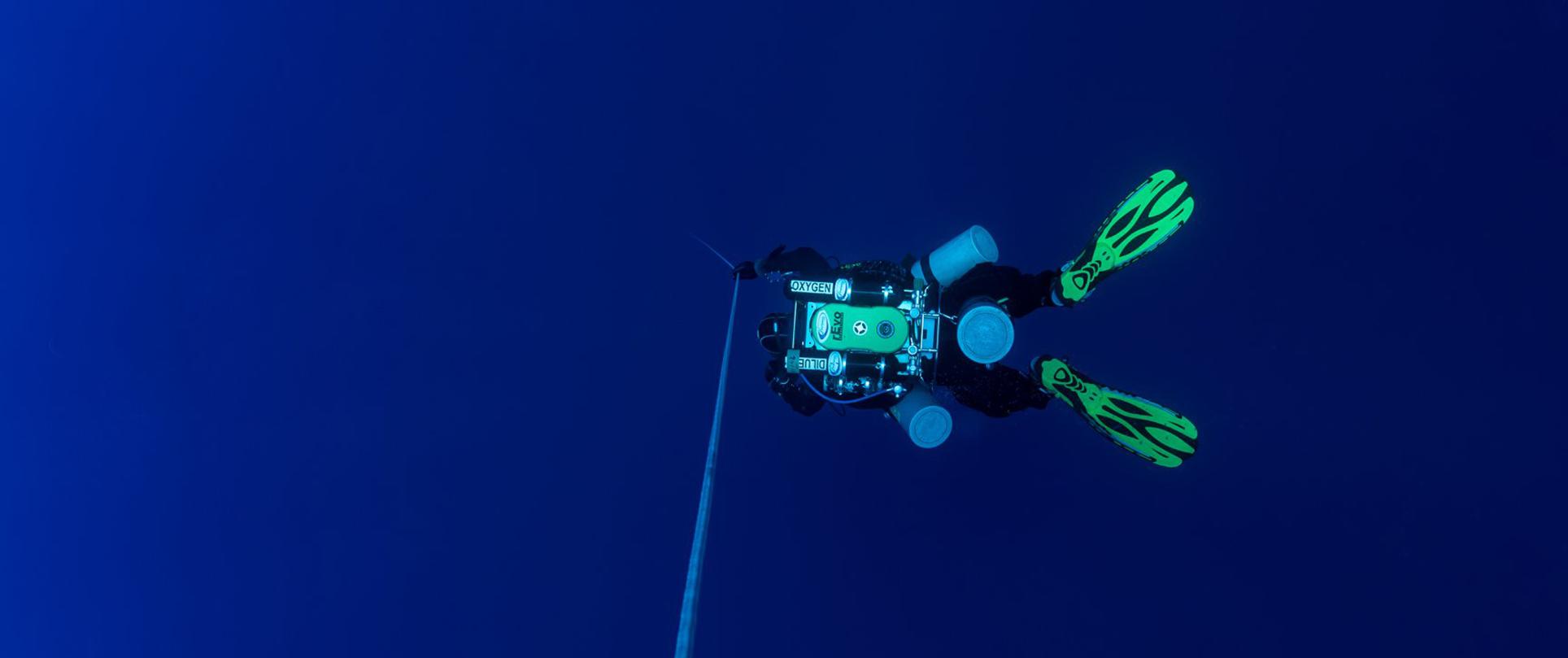 Podcast #3: Gesloten en halfgesloten rebreathers