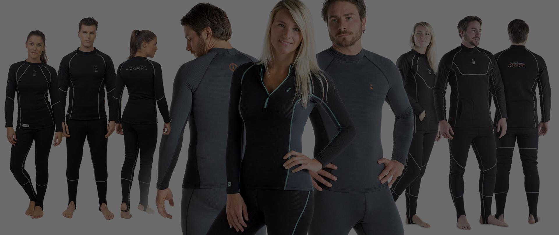 Episode #9: Onderkleding voor droogpakken • Dive-Expo • De perfecte flitsbelichting