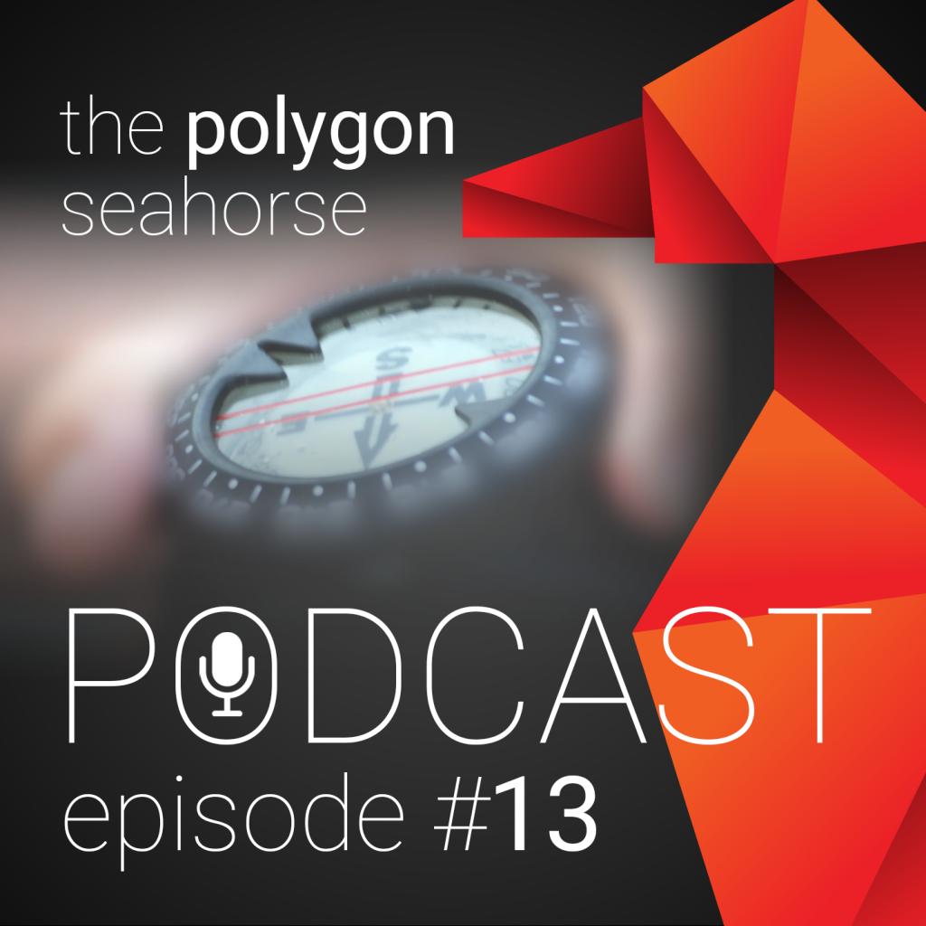 navigeren als duiker met analoog en digitaal kompas podcast