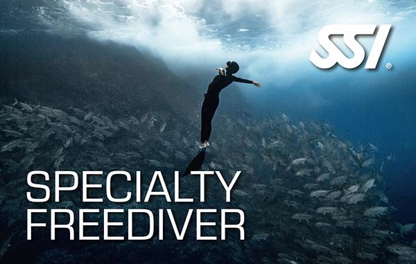 SSI Freediver Specialty