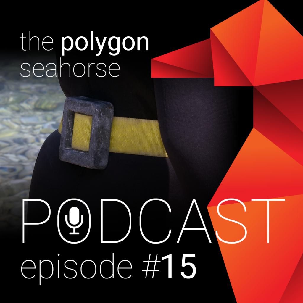Podcast over duiken: de perfecte trim