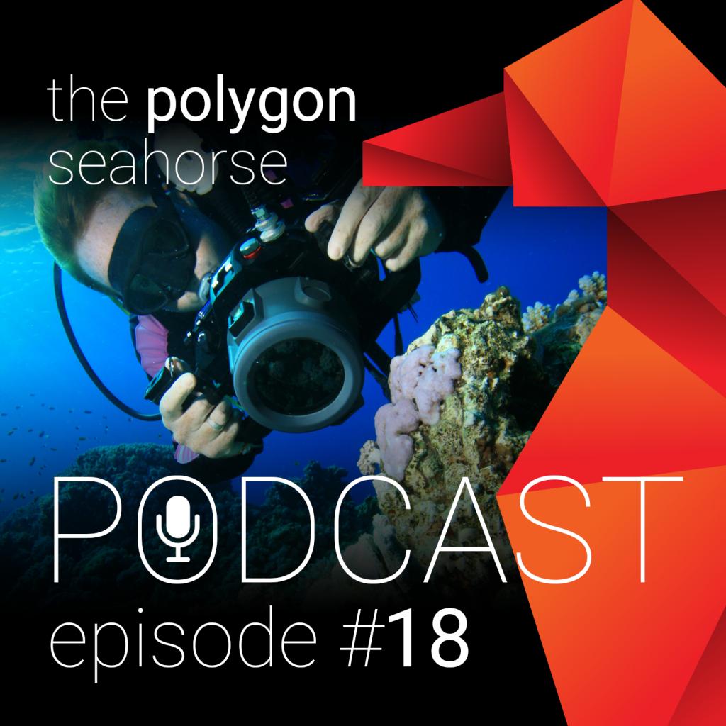 Macro onderwaterfotografie podcast